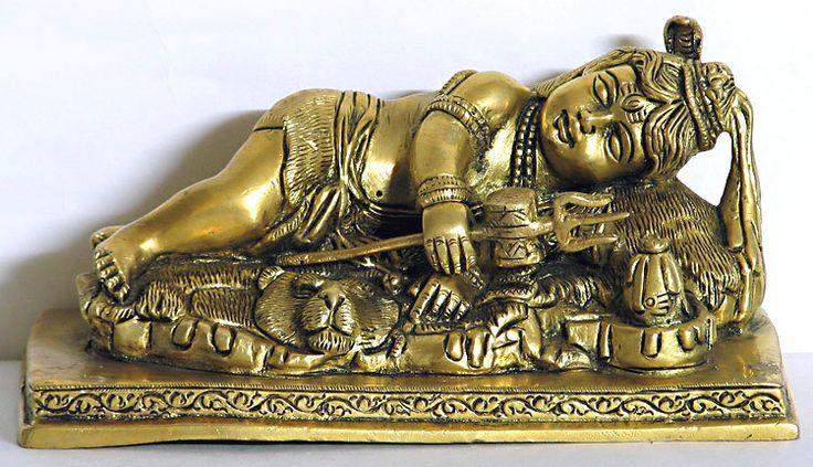 Young Shiva (Brass))