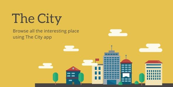 The City - Place App with Backend v4.1.1 - https://codeholder.net/item/mobile/the-city-place-app-with-backend