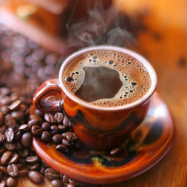 Enjoy your coffee knowing it is good for you!
