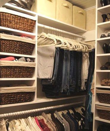 36 Easy Closet Organization Ideas