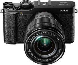 Fujifilm X-M1Review