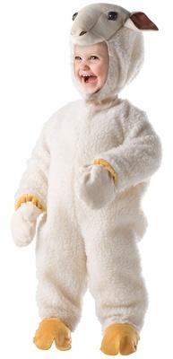 Lamb Baby Costume