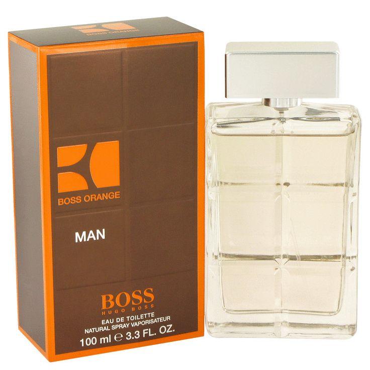 Boss Orange by Hugo Boss Eau De Toilette Spray 3.4 oz (Men)