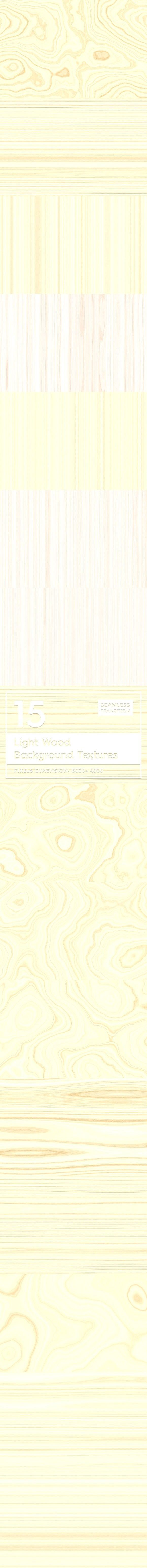 15 Light Wood Background Textures #light-tree #surface