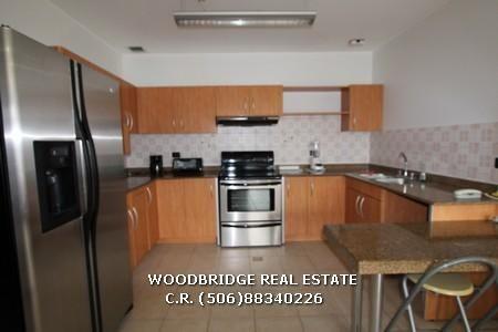 Escazu CR alquiler apartamentos amueblados $1.600 con servicios incluidos 2d 2baños
