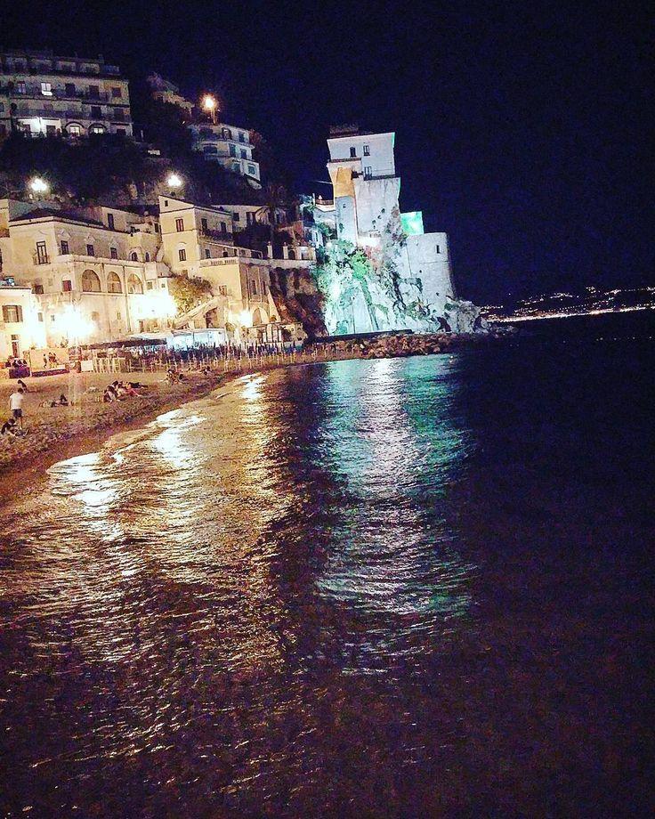 #Cetara di notte, che borgo magnifico!