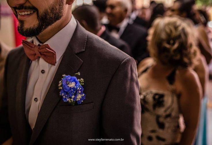 #noivo #barba #gravataborboleta #terno #casamento #wedding