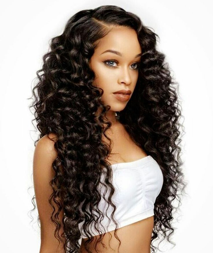 black weave hairstyles