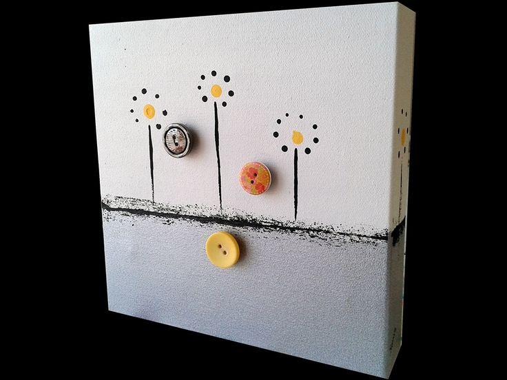 Toile-aimantée https://www.etsy.com/ca-fr/listing/237961017/decoration-murale-toile-aimantee-boutons?ref=listing-shop-header-0