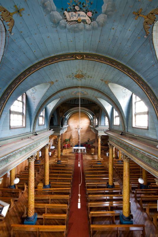 Iglesia Jesuita / Puerto Montt CHILE / PLAN Arquitectos / www.planarquitectos.cl