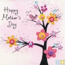 Mothers Day Card by Blue Eyed Sun
