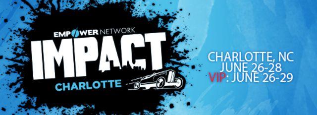 Empower Network Charlotte IMPACT Event – Ein Wendepunkt für die Network Marketing Branche? - Mehr Infos zum Thema auch unter http://vslink.de/internetmarketing