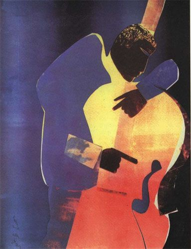 In E Sharp .........   ROMARE BEARDEN    ........  .  9/2/1911 - 3/12/1988