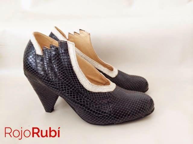 Quinta trends: Zapatos Rojo Rubí: formas inspiradas en la naturaleza