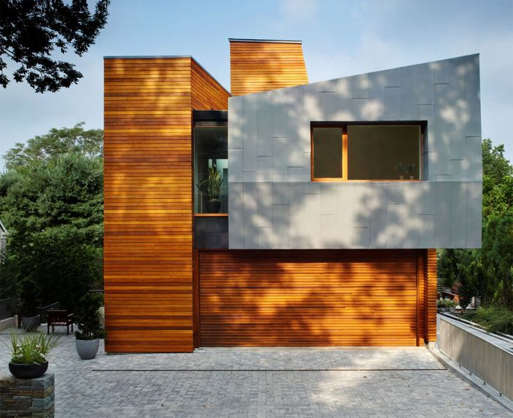 173 Park Street #Home Project... An Impressive Cedar Sided And Zinc