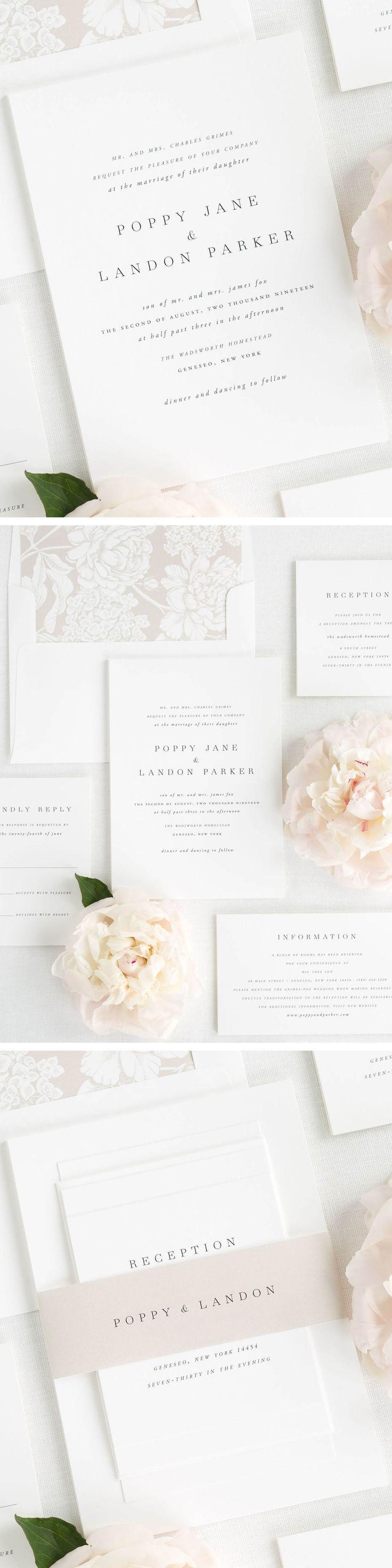 354 best Shine Wedding Invitations images on Pinterest A