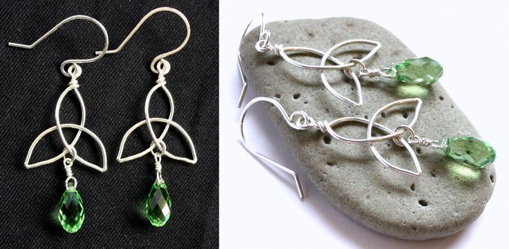How to Make a Celtic Knot Charm : Easy Wire Wrapped Jewelry Tutorial for...