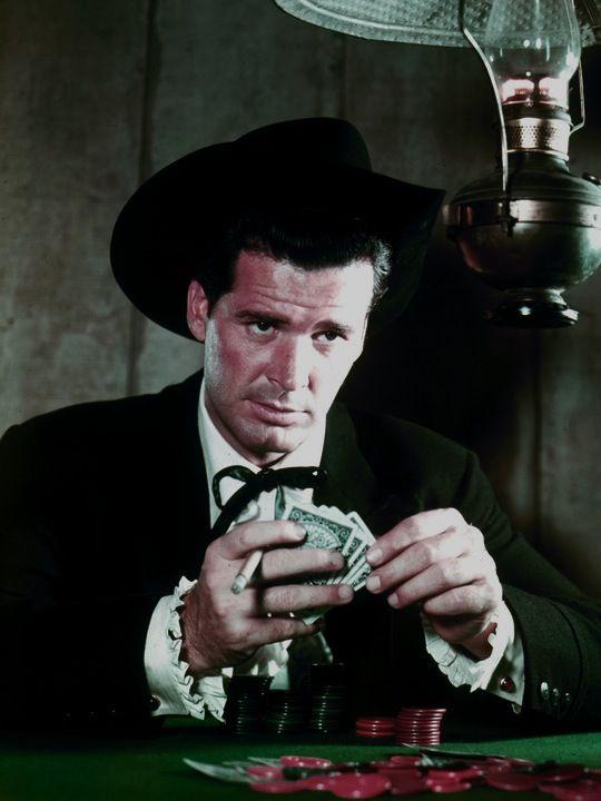 50s (TV) Westerns News #77: Maverick, The First Season. « 50 Westerns ... loved james Gardner !! he was sooo cute !!
