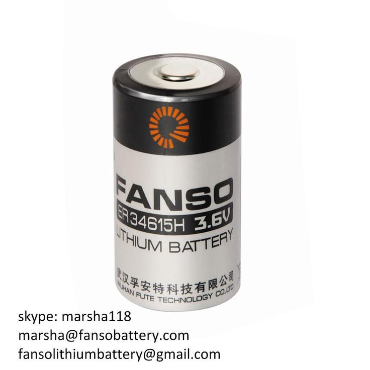 fanso ER34615 - FANSO lithium battery - 3.6v lisocl2 battery - lithium thionyl chloride battery - marsha.jpg