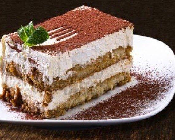 Resep Cara Membuat Tiramisu Cake