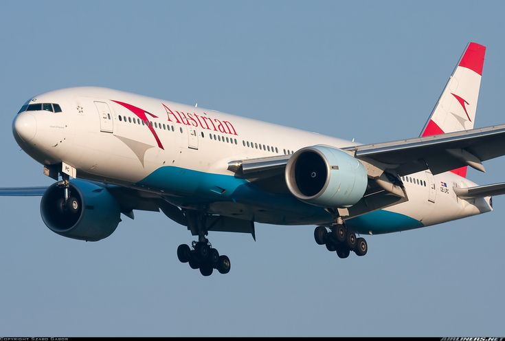 Boeing 777-2Z9/ER - Austrian Airlines | Aviation Photo #1518195 | Airliners.net