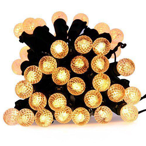 Qedertek 50 LED Battery Christmas Lights Warm White  Qedertek 50 LED Battery Christmas Lights Warm White  Expires Aug 5 2017
