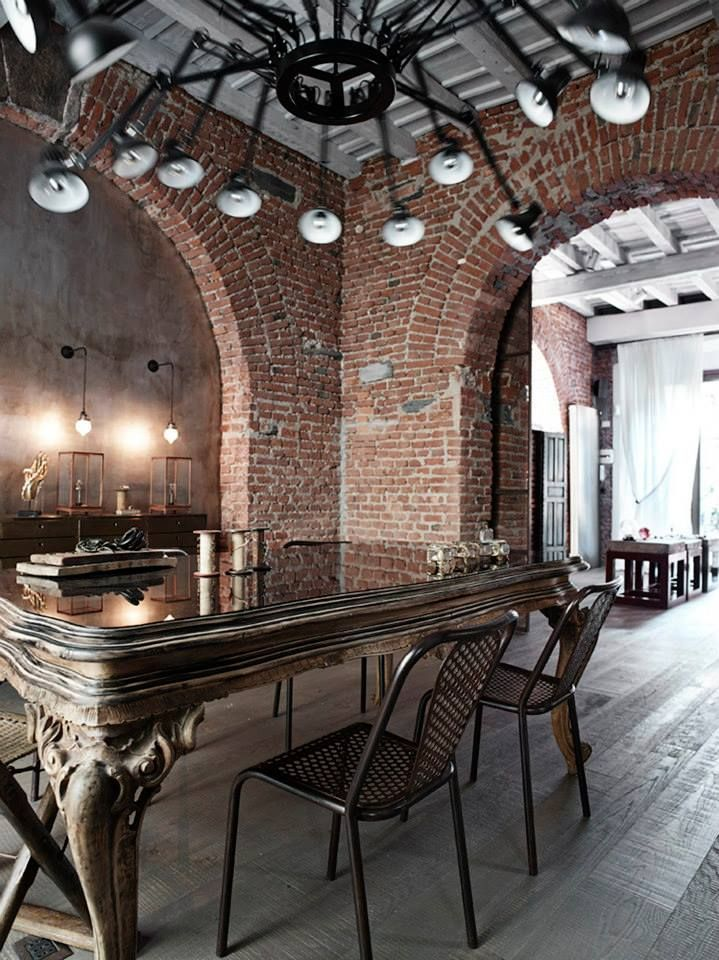 17 best images about loft and industrial interior design - Vintage industrial interior design ...