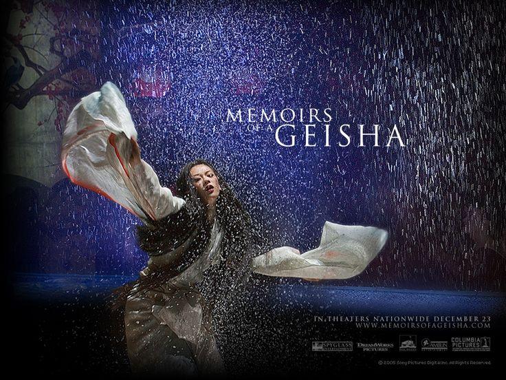 gong li in memoirs of a geisha ] | Mémoires d'une geisha : les fonds d'écran du film