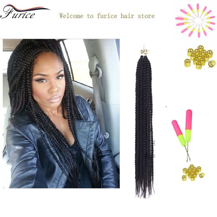 The Best Hair For Crochet Braids Nature Color Hair Box Braids Hair Curly Afro Curly Hair Crochet Twist Box Braids Crochet Braids