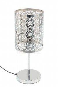 Middle East Magic Table Lamp - Stainless Steel
