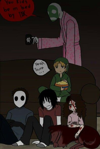 Creepypasta Life, a roleplay on RPG
