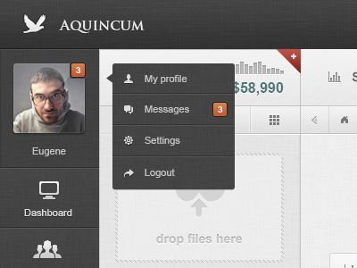 Dribbble - Aquincum project by Eugene Kopyov