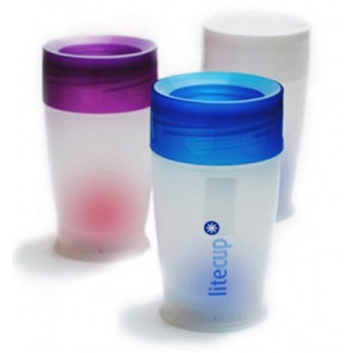 Litecup - the no-spill cup and night light in one! - available at As Your Child Grows - asyourchildgrows.com.au