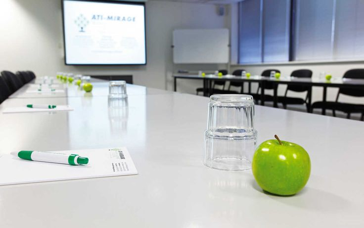 ATI-Mirage Training & Business Solutions: Training room in Perth WA - Venue Menu