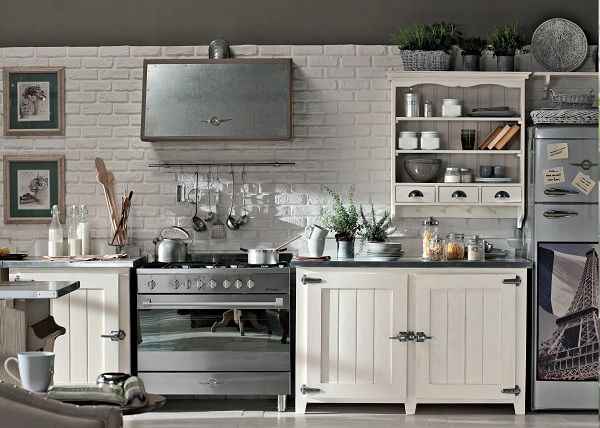 Vintage No 29 | Kitchens | Pinterest | Cucina, Brown and Vintage