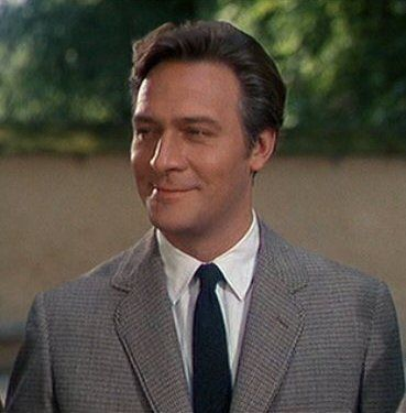 Christopher Plummer, when he was young. drop-dead handsome..