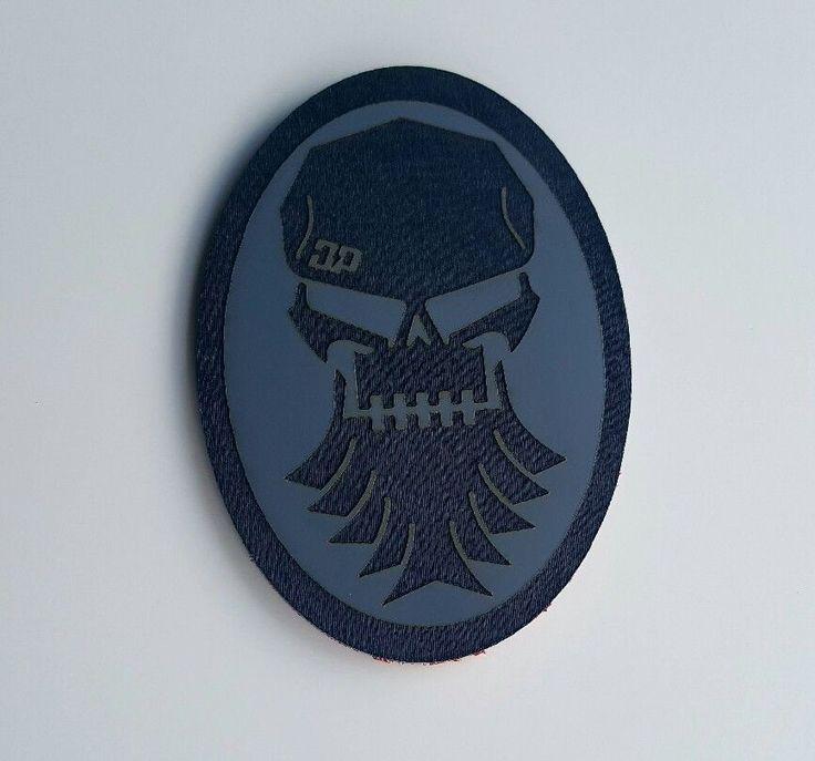 Custom Diesel Brothers Logo DP Skull Truck Emblem. Diesel Emblems. 3M VHB Backing Tape. Made in the USA. Durable Plastic. 3D Design.