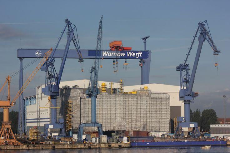 Warnow Werft Rostock