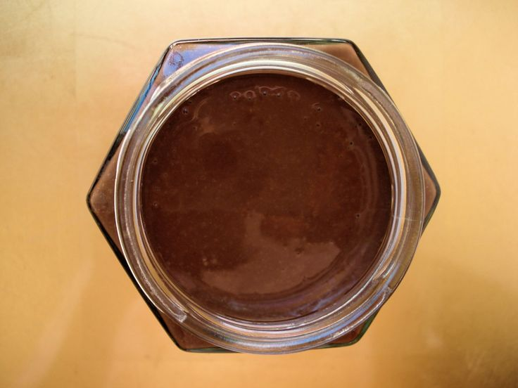 Chocolate honey coconut butter