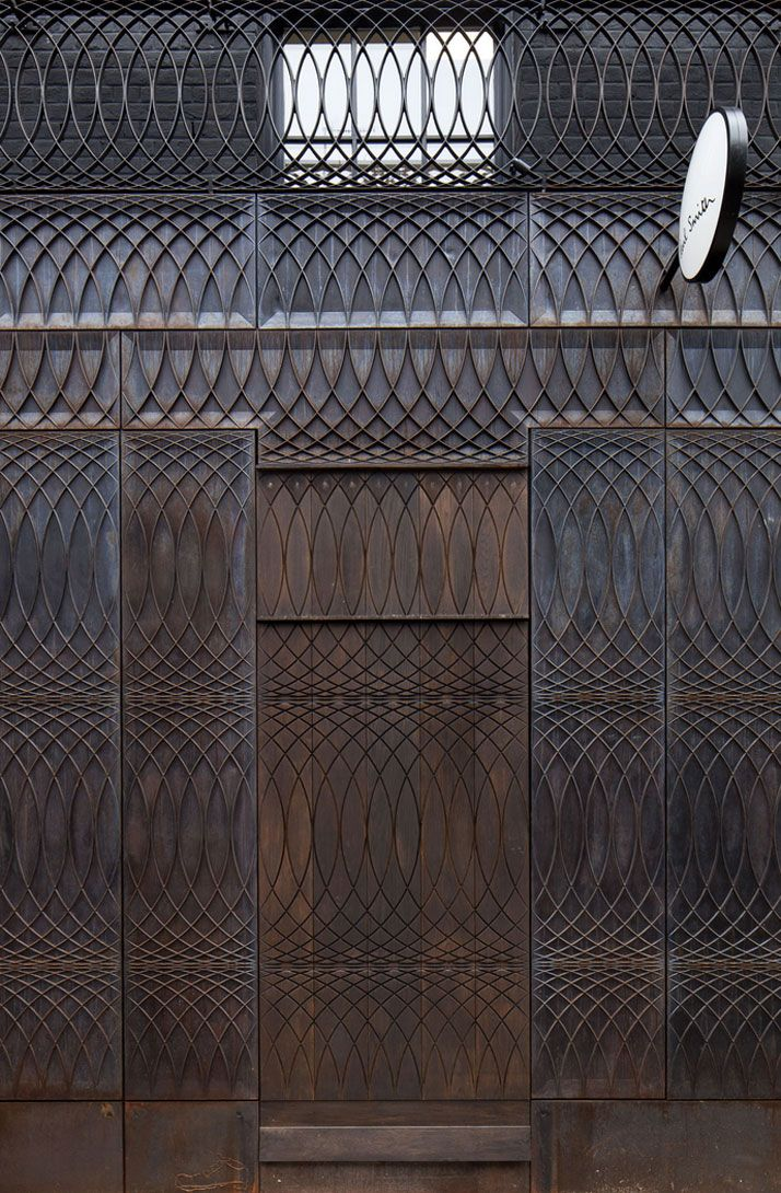 Paul Smith's Cast-Iron Fronted Store In London | http://www.yatzer.com/paul-smith-cast-iron-fronted-store-london