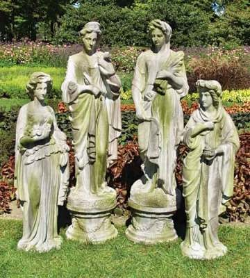 17 Best 1000 images about Cement Garden Statues on Pinterest Gardens