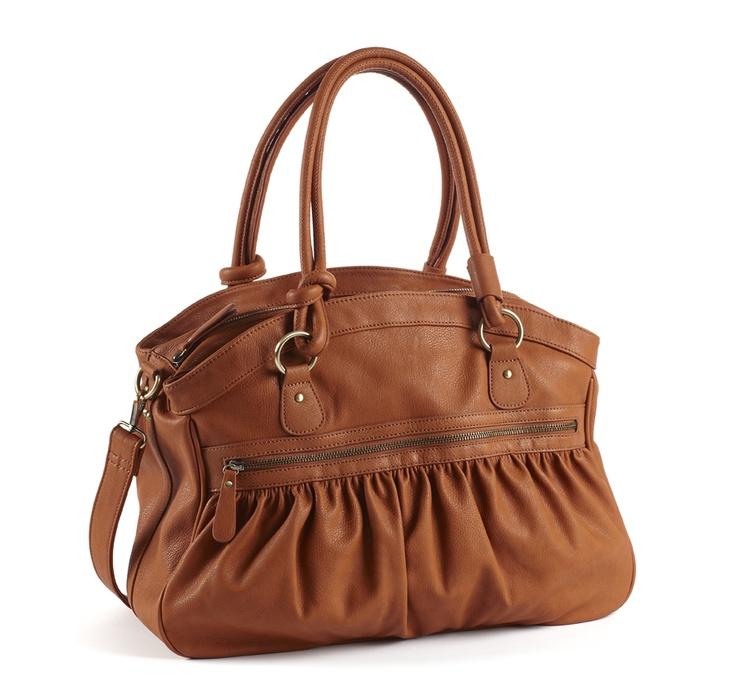 GAIDA camel - changing bag  Arrives in shops mid-September