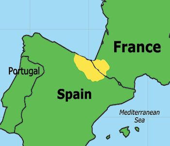 Basques, the people of the upper region of Spain and lower region of France are  one of the most fascinating groups in all of history. The structure of the language makes it clear that Euskara originated at the time of the Stone Age, maybe even before, making it one of the oldest living languages on Earth and definitely the oldest language in Europe