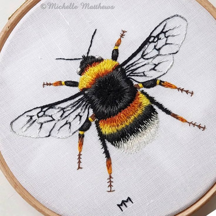 Bee Number One.... Completed after about 15 hours