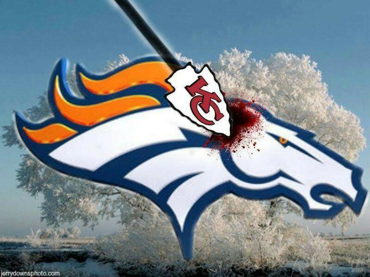Chiefs vs Broncos | Kansas City Chiefs Wallpaper | Pinterest | Broncos