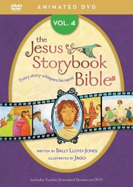 Jesus Storybook Bible V4 (Animated), DVD