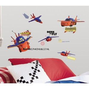 Disney Planes MATTER 44 Delig Wanddecoratie Muurstickers Set Voorbeeld Part 74