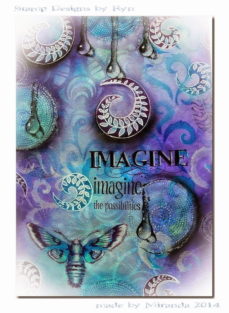 'Mir'acle Art Inspirations: designs by Ryn