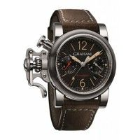 Graham Chronofighter Fortress Mens watch