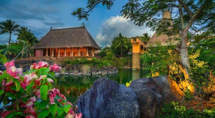 23- The Oberoi, Ilhas Maurício: este resort paradisíaco, em meio à mata subtropical, goza de uma pos... - Divulgação